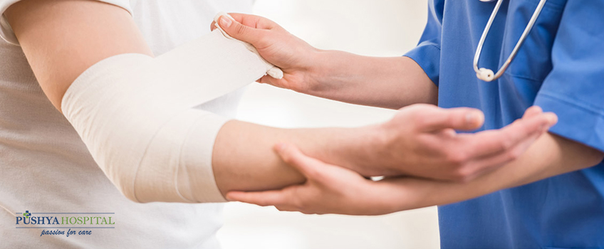 Orthopedic Hospital & Fracture Surgery In Ahmedabad