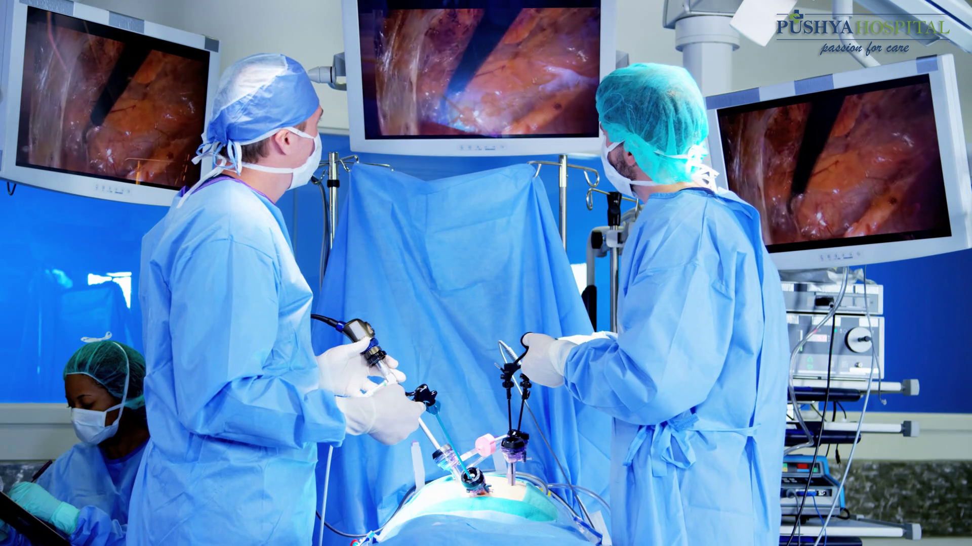 Gynec Laproscopic Surgery